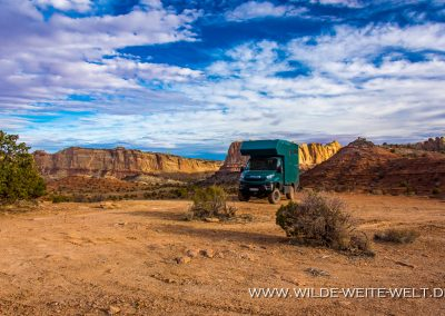 Behind the Reef Road, San Rafael Swell, Utah