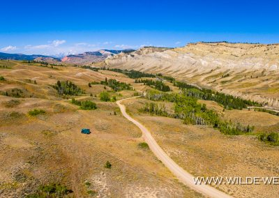 Gros Ventre River Road, Bridger-Teton National Forest, Wyoming