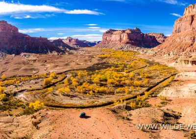 Mexican Mountain Road, San Rafael Swell, Utah