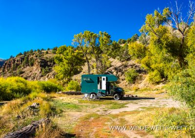 O.C. Mugrage Campground, Radium, Colorado