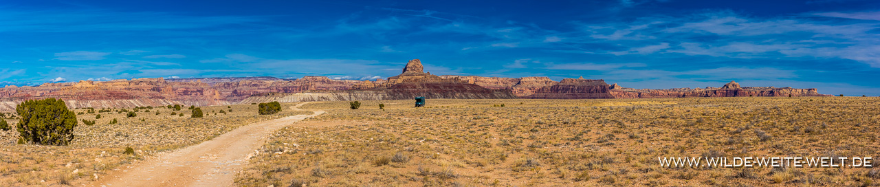 Oil Well Road, San Rafael Swell, Utah