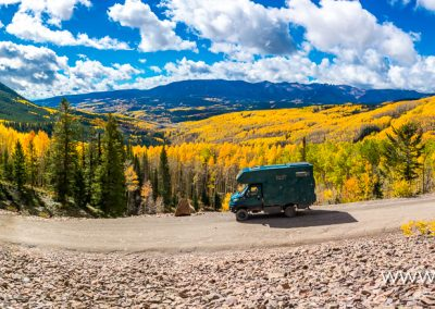 Ohio Pass, Gunnison National Forest, Colorado