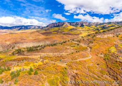 Owl Creek Pass, Uncompahgre National Forest, Colorado