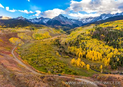County Road 7, Uncompahgre National Forest, Colorado