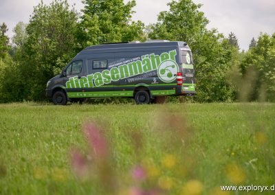 Racing Sprinter - Innenausbau
