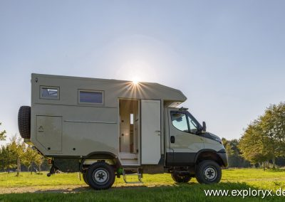 Expeditionsfahrzeug Iveco Daily Exploryx (13)
