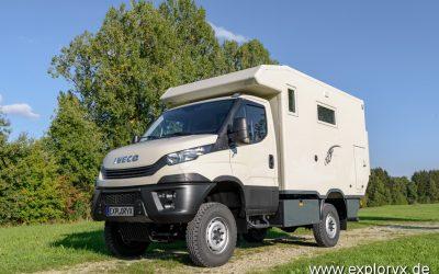 Neues Fahrzeug fertiggestellt: Exploryx Impala Daily XIX