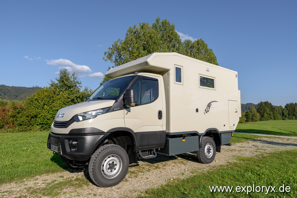 Expeditionsfahrzeug Iveco Daily Exploryx (16)