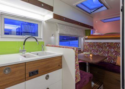Exploryx Reisemobil Eland Innen