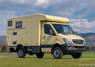 Mercedes Benz Expeditionsmobil X (1)