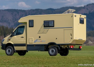Mercedes Benz Expeditionsmobil X (10)