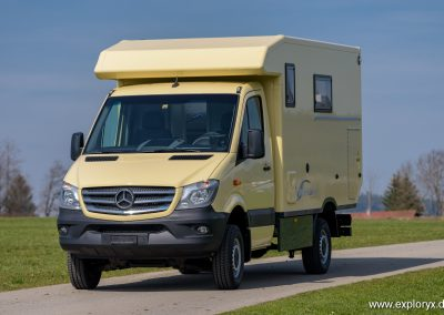 Mercedes Benz Expeditionsmobil X (3)