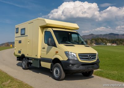 Mercedes Benz Expeditionsmobil X (4)
