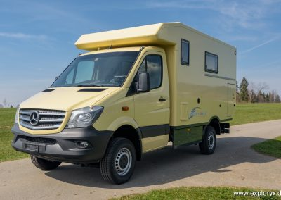 Mercedes Benz Expeditionsmobil X (8)