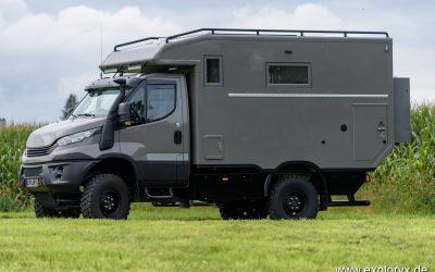 Neues Fahrzeug fertiggestellt: Impala XXII
