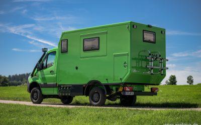 Neues Fahrzeug fertiggestellt: Impala XIV