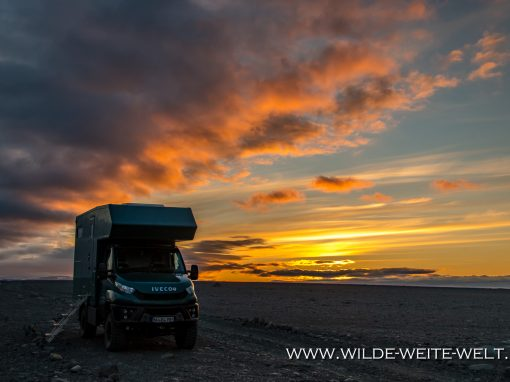Iveco Daily in Island