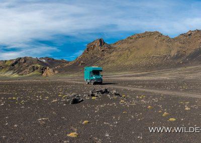 Black Sand Desert