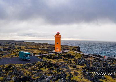 Skalasnagi Lighthouse