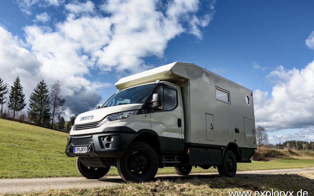Neues Fahrzeug fertiggestellt: Impala Daily XXV