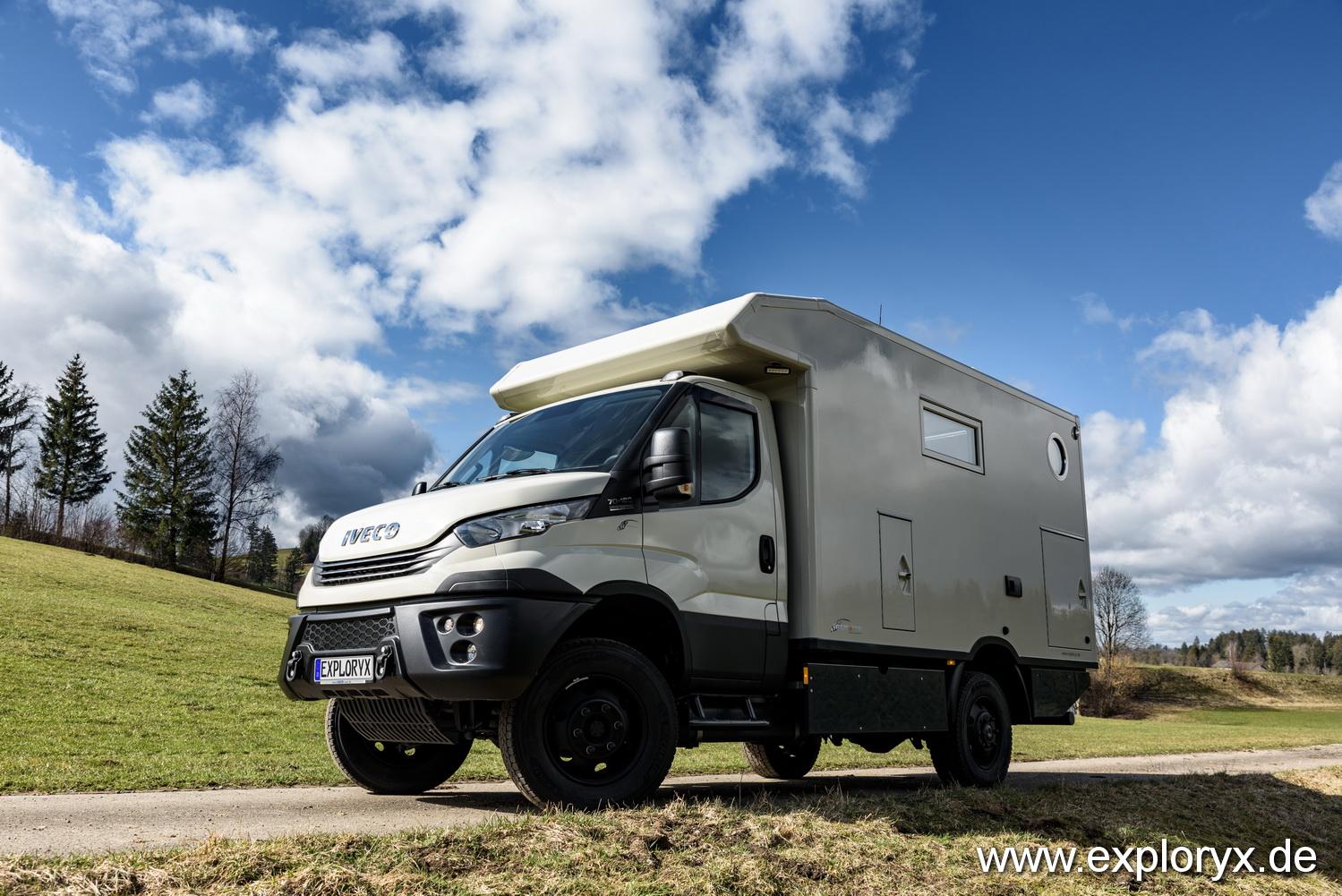 Iveco Daily XXV Reisemobil (13)