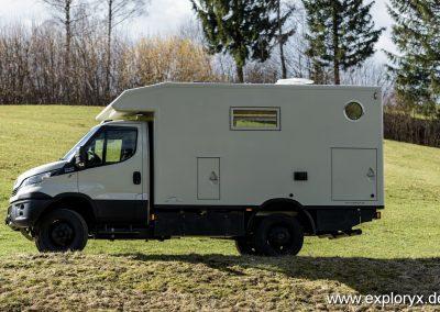 Iveco Daily XXV Reisemobil (4)