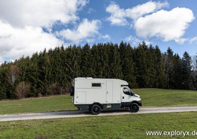 Iveco Daily XXV Reisemobil (9)