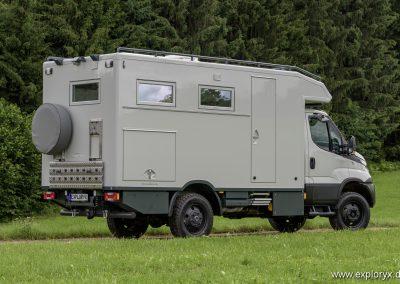 Expeditions- und Reisefahrzeug Iveco Daily (10)