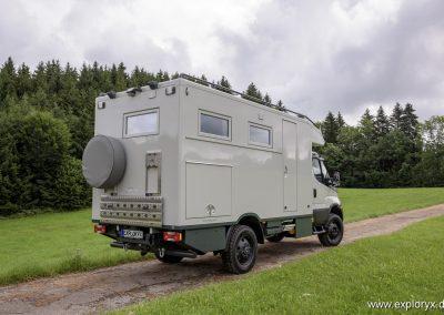 Expeditions- und Reisefahrzeug Iveco Daily (12)