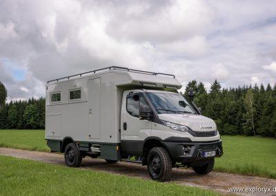 Expeditions- und Reisefahrzeug Iveco Daily (14)
