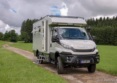 Expeditions- und Reisefahrzeug Iveco Daily (18)