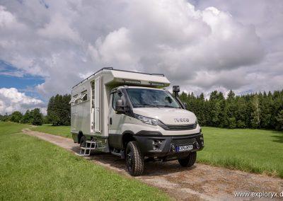 Expeditions- und Reisefahrzeug Iveco Daily (20)