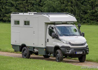 Expeditions- und Reisefahrzeug Iveco Daily (3)
