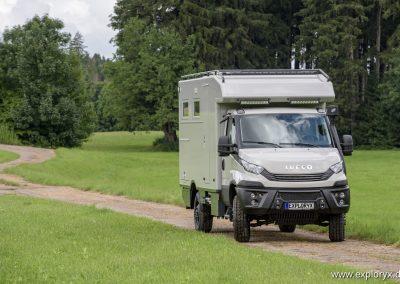 Expeditions- und Reisefahrzeug Iveco Daily (4)