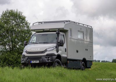 Expeditions- und Reisefahrzeug Iveco Daily (7)