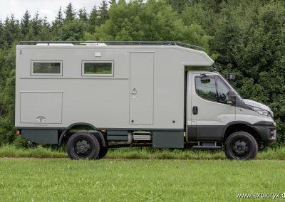 Expeditions- und Reisefahrzeug Iveco Daily (9)